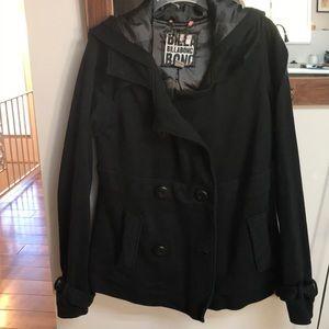 Billabong pea coat